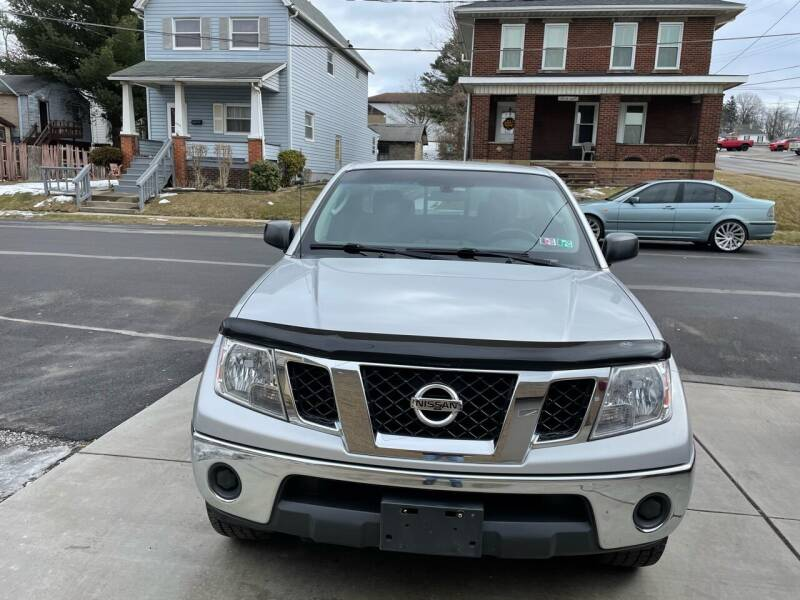 2010 Nissan Frontier for sale at Stan's Auto Sales Inc in New Castle PA