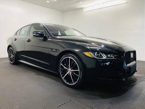 2018 Jaguar XE for sale at Champagne Motor Car Company in Willimantic CT
