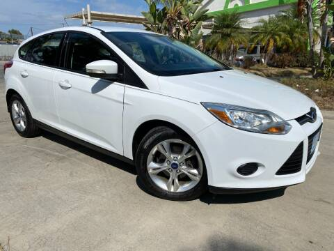 2013 Ford Focus for sale at Luxury Auto Lounge in Costa Mesa CA