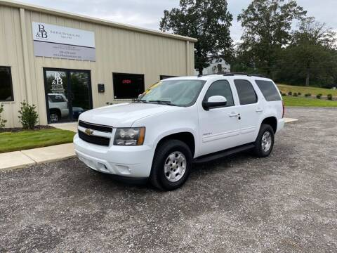 2010 Chevrolet Tahoe for sale at B & B AUTO SALES INC in Odenville AL