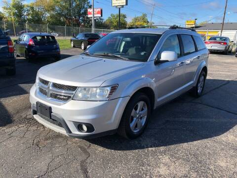 2012 Dodge Journey for sale at Dean's Auto Sales in Flint MI