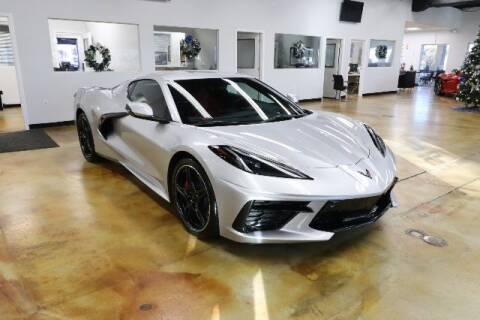 2020 Chevrolet Corvette for sale at RPT SALES & LEASING in Orlando FL