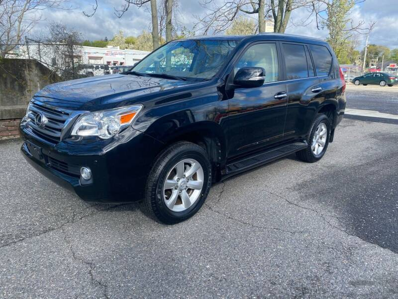 2011 Lexus GX 460 for sale at ANDONI AUTO SALES in Worcester MA