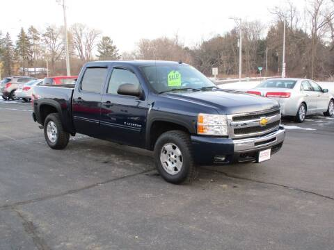 2011 Chevrolet Silverado 1500 for sale at Plainfield Auto Sales, LLC in Plainfield WI
