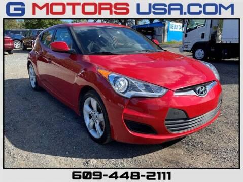 2014 Hyundai Veloster for sale at G Motors in Monroe NJ