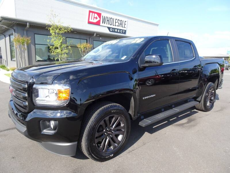 2020 GMC Canyon for sale at Wholesale Direct in Wilmington NC