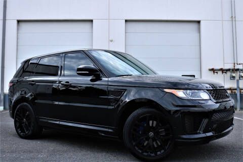 2015 Land Rover Range Rover Sport for sale at Chantilly Auto Sales in Chantilly VA