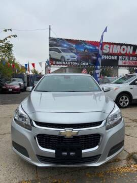 2016 Chevrolet Malibu Limited for sale at Simon Auto Group in Newark NJ