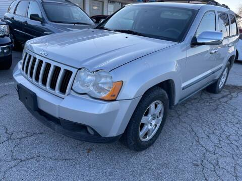2008 Jeep Grand Cherokee for sale at STL Automotive Group in O'Fallon MO