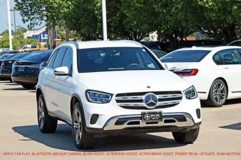 2020 Mercedes-Benz GLC for sale at Silver Star Motorcars in Dallas TX