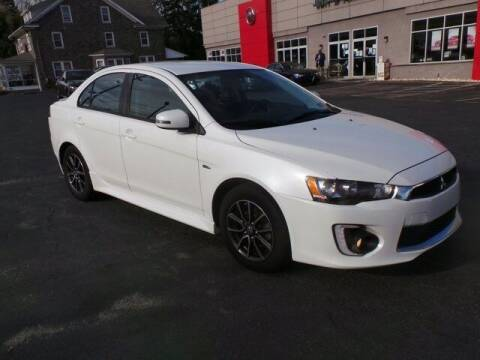 2017 Mitsubishi Lancer for sale at Jeff D'Ambrosio Auto Group in Downingtown PA
