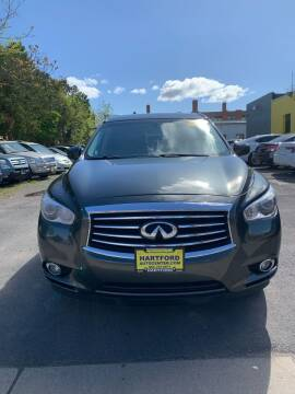 2014 Infiniti QX60 for sale at Hartford Auto Center in Hartford CT