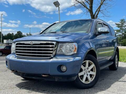 2007 Chrysler Aspen for sale at MAGIC AUTO SALES in Little Ferry NJ