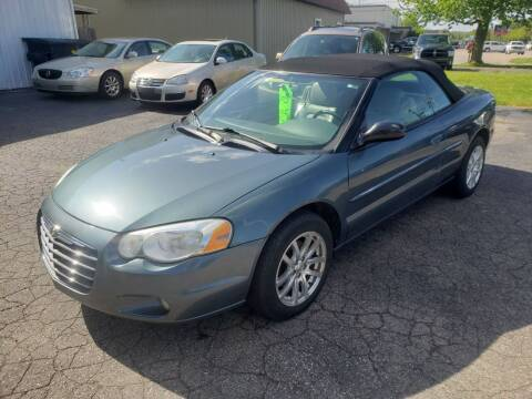 2005 Chrysler Sebring for sale at Van Kalker Motors in Grand Rapids MI
