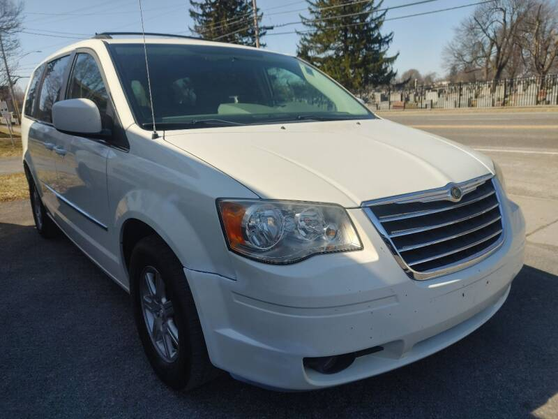 2010 Chrysler Town and Country for sale at JD Motors in Fulton NY