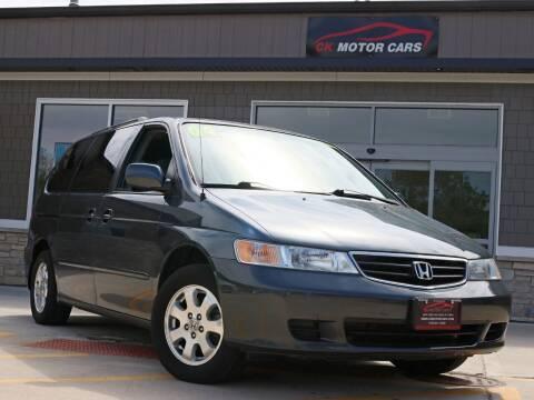 2004 Honda Odyssey for sale at CK MOTOR CARS in Elgin IL