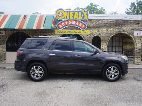 2015 GMC Acadia for sale at Oneal's Automart LLC in Slidell LA