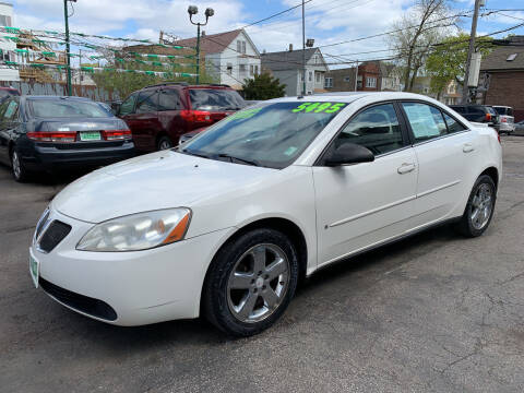 2007 Pontiac G6 for sale at Barnes Auto Group in Chicago IL