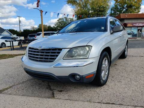 2006 Chrysler Pacifica for sale at Lamarina Auto Sales in Dearborn Heights MI