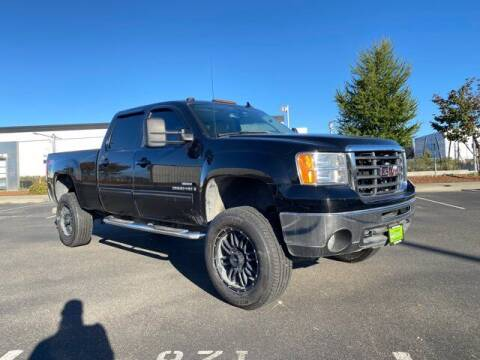 2009 GMC Sierra 2500HD for sale at Sunset Auto Wholesale in Tacoma WA