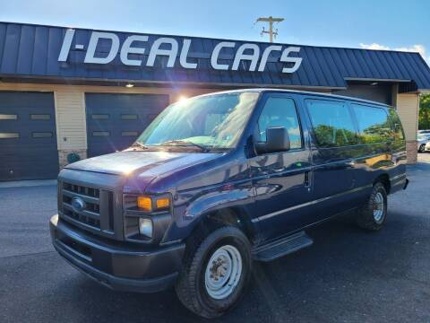 2008 Ford E-Series Wagon for sale at I-Deal Cars in Harrisburg PA