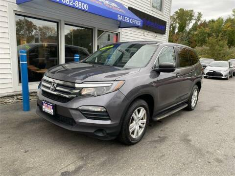 2017 Honda Pilot for sale at Best Price Auto Sales in Methuen MA
