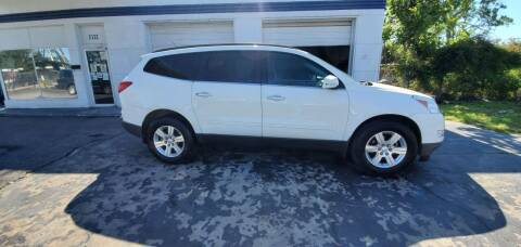 2012 Chevrolet Traverse for sale at Bill Bailey's Affordable Auto Sales in Lake Charles LA