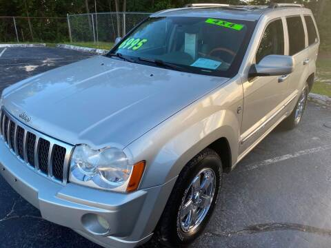 2007 Jeep Grand Cherokee for sale at TOP OF THE LINE AUTO SALES in Fayetteville NC