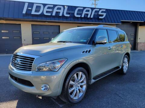 2011 Infiniti QX56 for sale at I-Deal Cars in Harrisburg PA