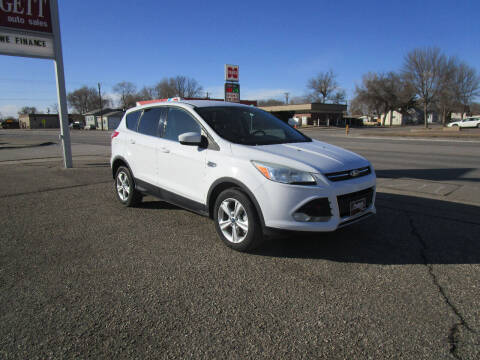 2013 Ford Escape for sale at Padgett Auto Sales in Aberdeen SD