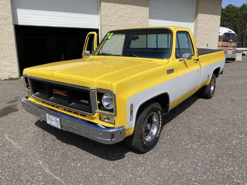 1974 GMC PICKUP 1500 for sale at Route 65 Sales & Classics LLC - Classic Cars in Ham Lake MN