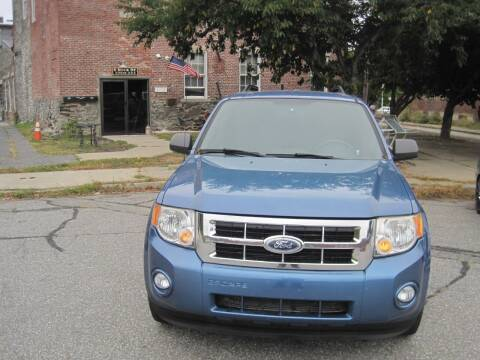 2010 Ford Escape for sale at EBN Auto Sales in Lowell MA