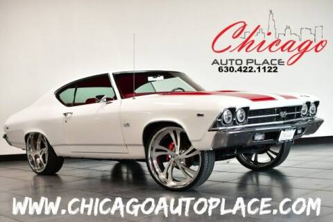 1969 Chevrolet Chevelle for sale at Chicago Auto Place in Bensenville IL