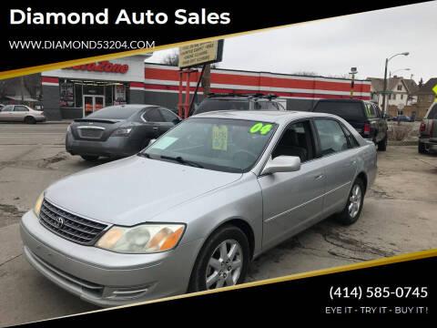 2004 Toyota Avalon for sale at Diamond Auto Sales in Milwaukee WI