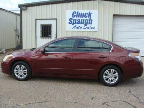 2009 Nissan Altima for sale at Chuck Spaugh Auto Sales in Lubbock TX