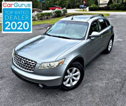 2005 Infiniti FX35 for sale at Brothers Auto Sales of Conway in Conway SC