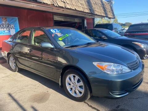 2002 Toyota Camry for sale at 7 STAR AUTO in Sacramento CA