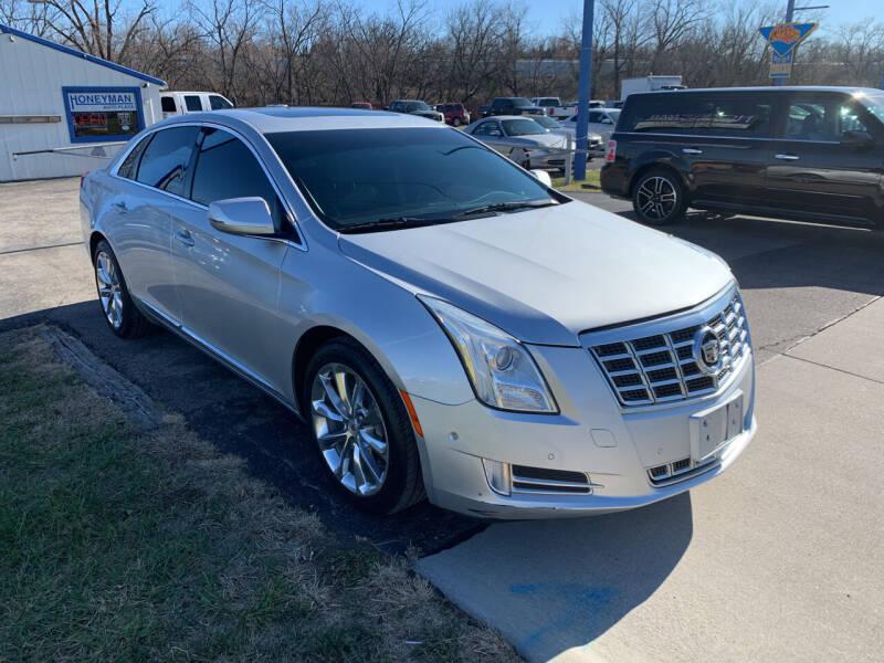 2014 Cadillac XTS for sale at Ol Mac Motors in Topeka KS