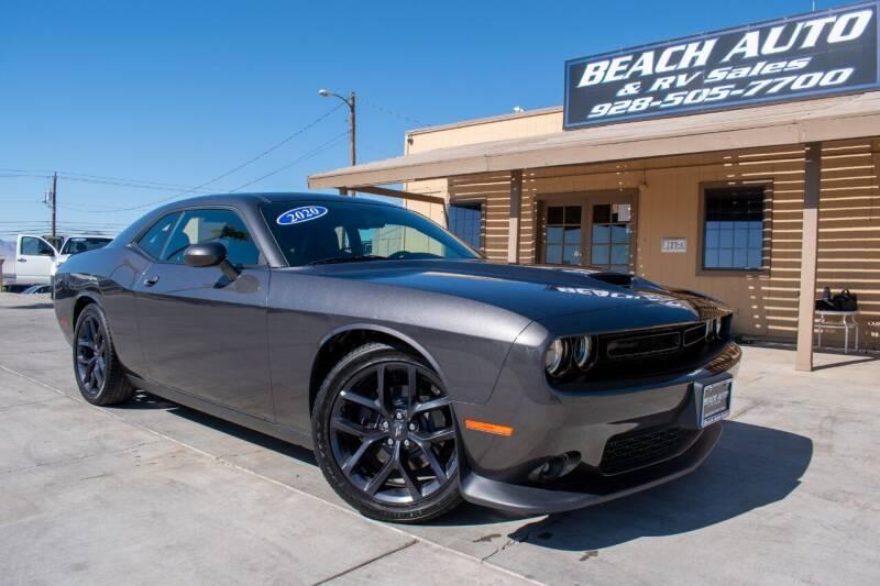 2020 Dodge Challenger for sale at Beach Auto and RV Sales in Lake Havasu City AZ