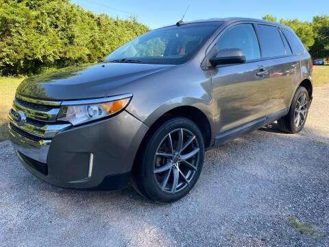 2012 Ford Edge for sale at The Car Shed in Burleson TX