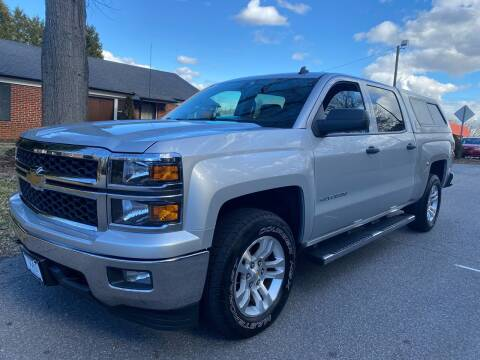 2014 Chevrolet Silverado 1500 for sale at Viewmont Auto Sales in Hickory NC