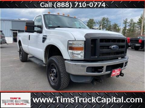 2010 Ford F-250 Super Duty for sale at TTC AUTO OUTLET/TIM'S TRUCK CAPITAL & AUTO SALES INC ANNEX in Epsom NH