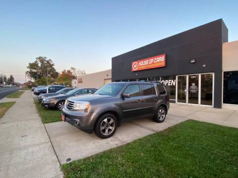 2015 Honda Pilot for sale at HOUSE OF CARS CT in Meriden CT
