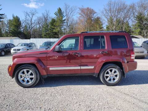 2008 Jeep Liberty for sale at Hilltop Auto in Clare MI