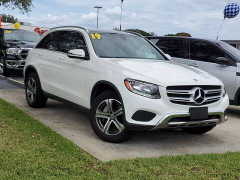 2019 Mercedes-Benz GLC for sale at GATOR'S IMPORT SUPERSTORE in Melbourne FL