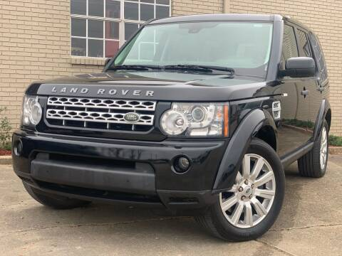 2013 Land Rover LR4 for sale at Quality Auto of Collins in Collins MS