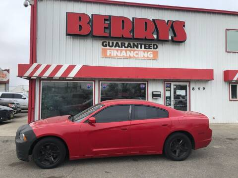 2013 Dodge Charger for sale at Berry's Cherries Auto in Billings MT