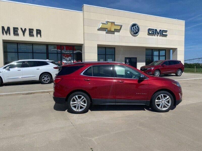2018 Chevrolet Equinox for sale in Seward, NE