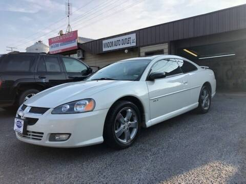 2005 Dodge Stratus for sale at WINDOM AUTO OUTLET LLC in Windom MN