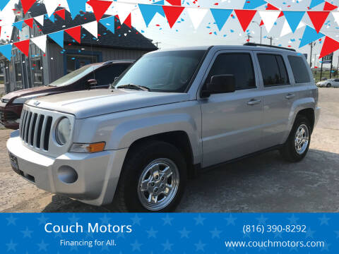 2010 Jeep Patriot for sale at Couch Motors in Saint Joseph MO